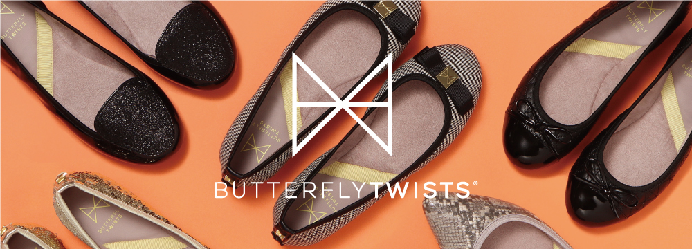 BUTTERFLY TWISTS POP UP