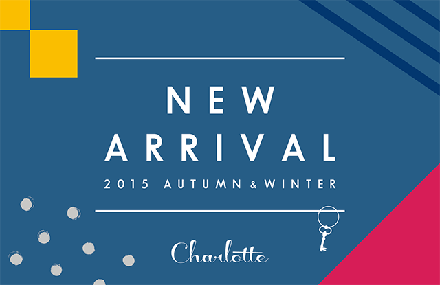Charlotte NEW  COLLECTION!!
