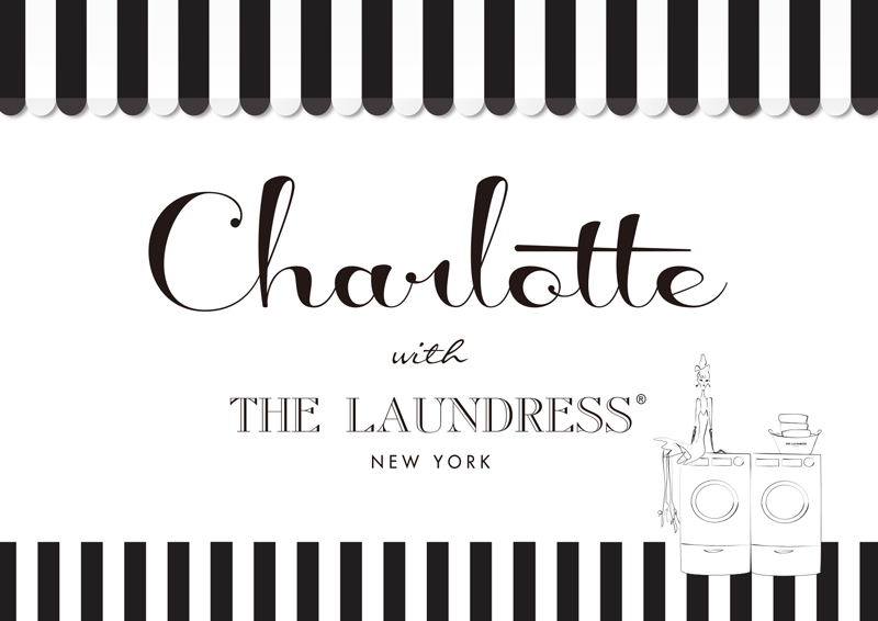 THE LAUNDRESS  POP-UPスタート!