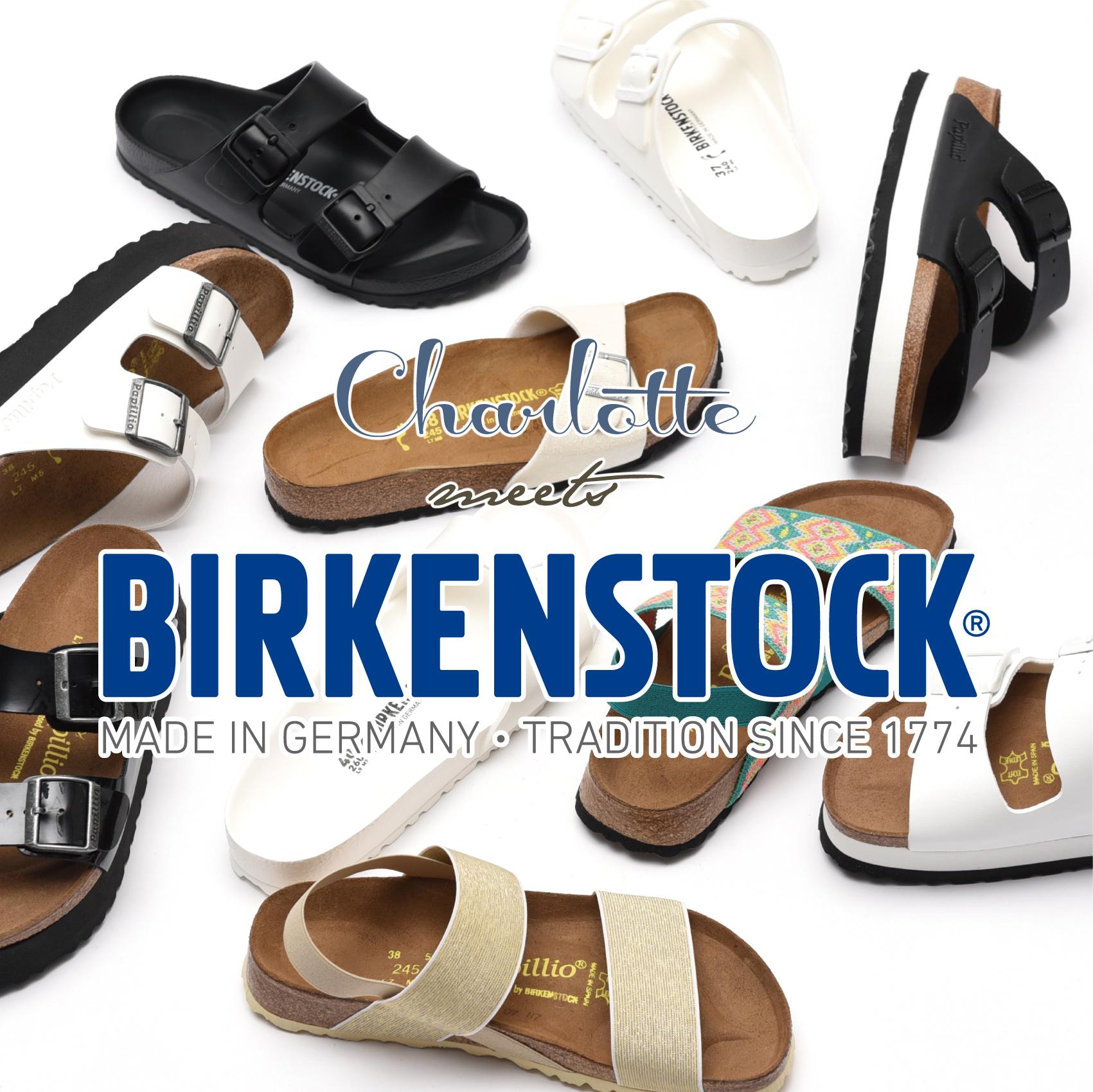 -BIRKEN STOCK SANDAL FAIR-