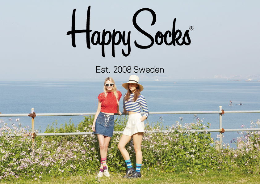 Happy Socks Fair開催