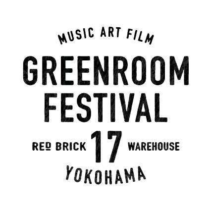 Green Room Festival '17 出展!!