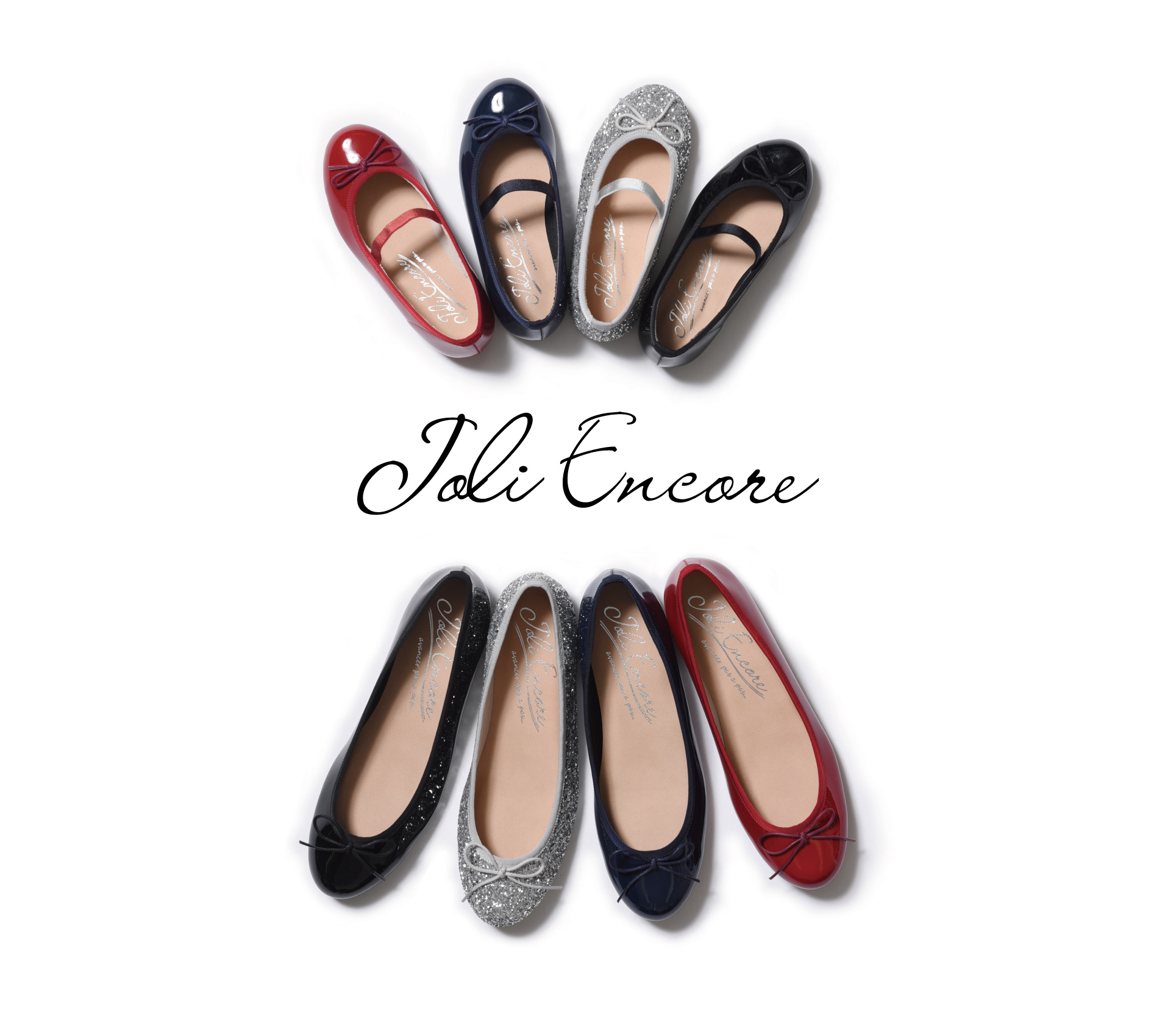 JOLI ENCORE BALLET SHOES