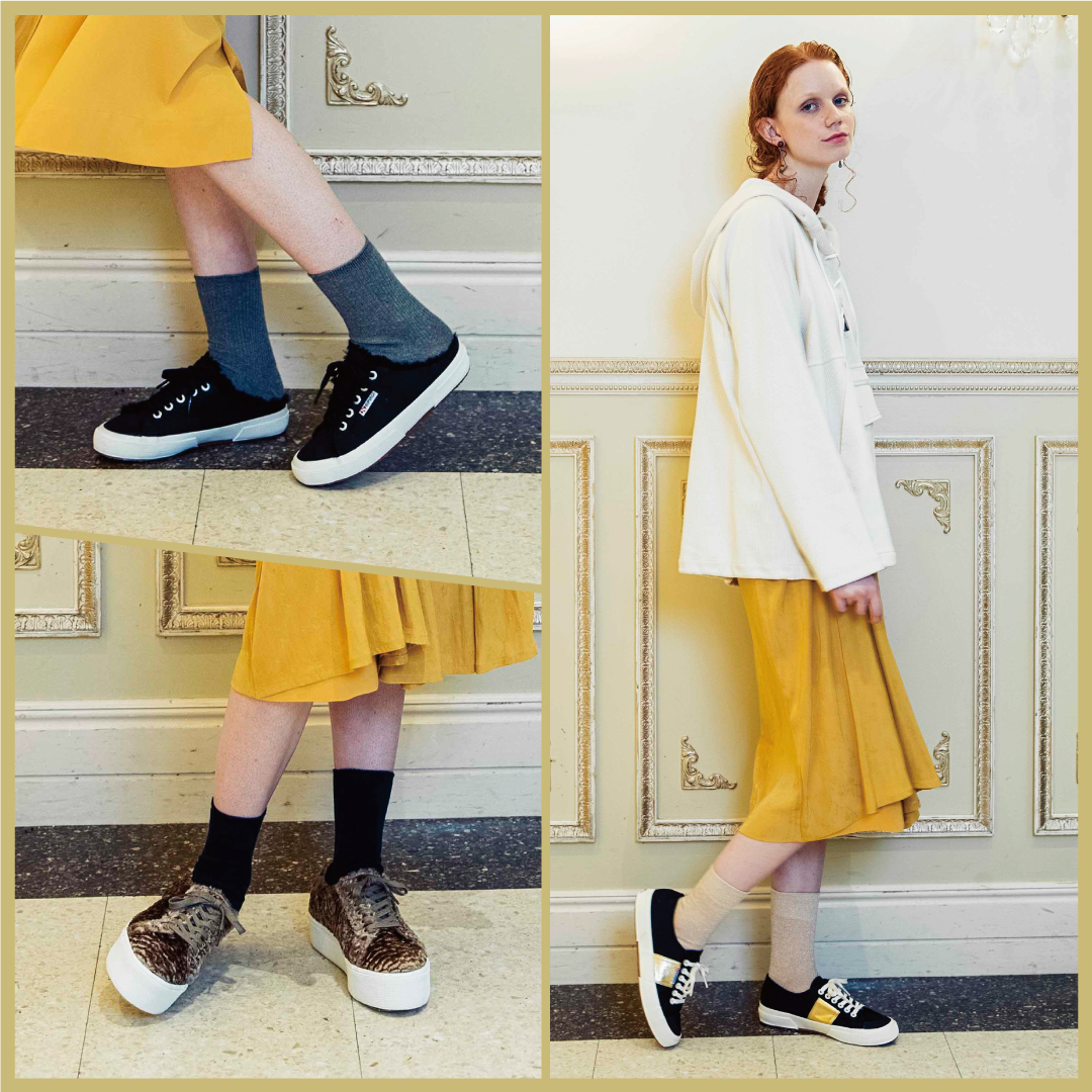 SUPERGA new collection