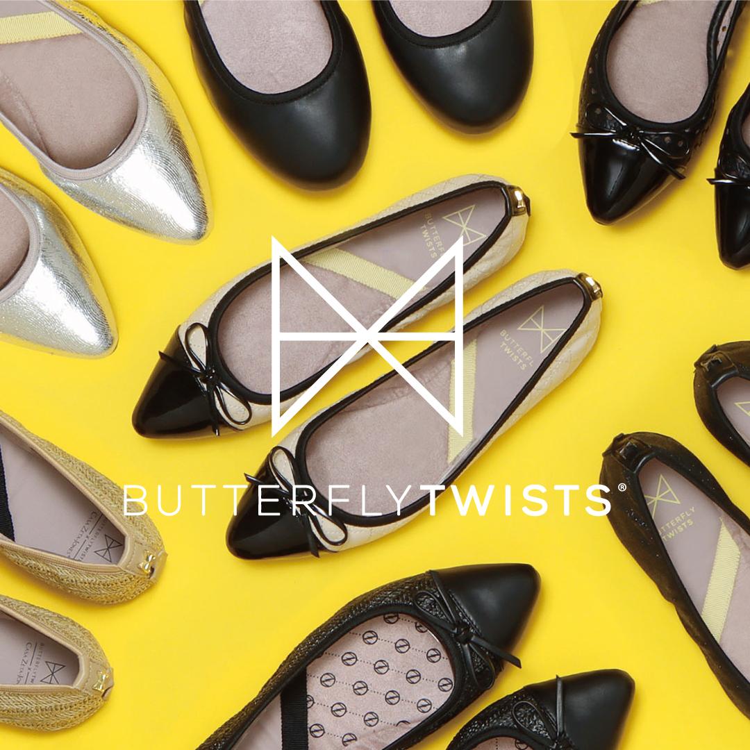 BUTTERFLY TWISTS 新作☆